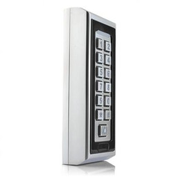 $enCountryForm.capitalKeyWord UK - 125KHZ Metal Water Proof Rfid Keypad for door access control system