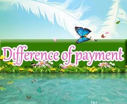 Großhandel Differenz der Zahlung versandkostenfrei