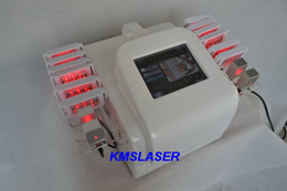 Discount diode laser 16 pads - Portable 16 Pads 650nm lipo laser weight loss body contouring salon device