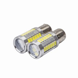 $enCountryForm.capitalKeyWord Australia - 33smd 5630 5730 led 1156 BA15S P21W Car Tail Bulb Brake Lights auto Reverse Lamp Daytime Running Light red white yellow 2X