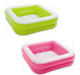 $enCountryForm.capitalKeyWord Canada - Inflatable Swimming Pool Square Baby Paddling Pool Sea Pool Sandpit for Kid Infant Summer Outdoor Play