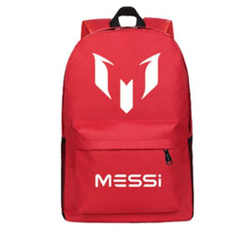 Messi backpacks waterproof jansport backpack men women travel bags school  bags mochila for teenage boys girls kids d4fdcd6f2ba6c