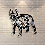 Ideas Decor NZ - Vinyl Record Wall Clock - Get unique living room wall decor - Gift ideas for adults and youth