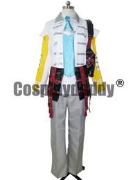 Cosplay Fantasy Shipping UK - Free shipping Final Fantasy XIII-2 FFXIII-2 Hope Estheim Cosplay Costume