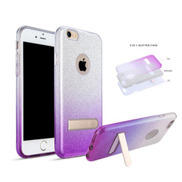 $enCountryForm.capitalKeyWord UK - 3 in 1 Stents For iphone 6 plus LG LV5 K20 PLUS MetroPCS lg g6 k7 k10 color change rubber soft glitter stickers