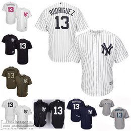9176a475f clearance netherlands mens new york yankees jerseys 13 alex rodriguez  baseball jerseys flexbase cool base white