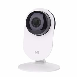Camera pC video wireless online shopping - 32GB Xiaomi XiaoYi Mini IP Video Camera Night Version Wireless Control Webcam Real time Monitoring Home Security for Smartphone Tablet PC
