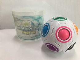 $enCountryForm.capitalKeyWord Canada - Rainbow Ball Magic Cube Speed Football Fun Creative Spherical Puzzles Kids Educational Learning Toys games for Children Adult Gifts b1257