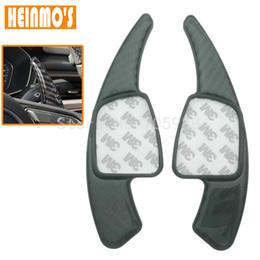 $enCountryForm.capitalKeyWord NZ - Car Carbon fiber Steering Wheel Shift Paddle Shifter For New Audi A4 A5 Q7 TT TTS