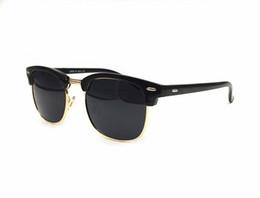 sun box 2019 - Famous Brand Classic Rivet Retro Vintage Coating Lens Sunglasses Men Women Outdoor Anti UV Sun glasses With Original Box