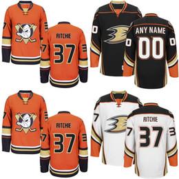 aba07cbec Youth Anaheim Ducks Jersey 17 Ryan Kesler 21 Chris Wagner 30 Ryan Miller 33  Jakob Silfverberg 37 Nick Ritchie 48 Logan Shaw Jerseys