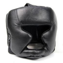Quality Gear Australia - Promotion Black Good Headgear Head Guard Training Helmet Kick Boxing Protection Gear Sport Fitness Supplies Good Quality