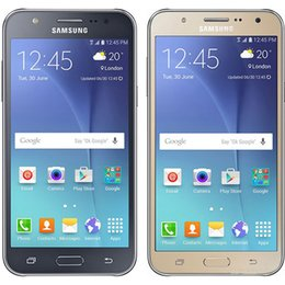 SamSung galaxy j7 cell phone online shopping - Original Refurbished Samsung Galaxy J7 J700F Inch Octa Core G RAM G ROM G Cell Phones