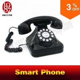 Vente en gros échapper chambre jeu prop horrible téléphone intelligent prop téléphone hanté téléphone appel téléphonique composer droit mot de passe pour déverrouiller avec des indices audio anneau hanté