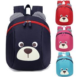 540e984e737 De edades comprendidas entre 1 y 3 Nylon Mochilas para niños Anti Lost  Design Mini Mochila Mochila Niños Mochilas escolares Kindergarten Girl Boys  Backpack