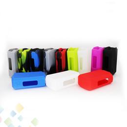 NaNo covers online shopping - Tarot Nano W Silicon Case Skin Cases Colorful Soft Silicone Sleeve Cover Skin For Tarot Nano TC Box Mod DHL Free