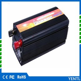 single phases UK - 3000W Off Grid Inverter 24VDC or 12VDH to 220VAC modified Sine Wave Single Phase Solar or Wind Power Inverter peak Power 6000W for car auto
