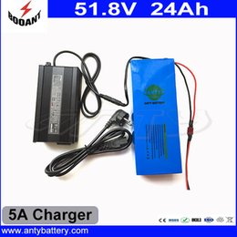 $enCountryForm.capitalKeyWord Canada - E Bike Battery 51.8v 24ah Lithium ion Bicycle 51.8v 1000w Electric Scooter Battery for kit Electric Bike 51.8V Free Shipping