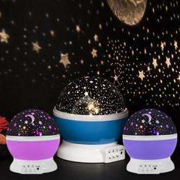$enCountryForm.capitalKeyWord Australia - Night Star Moon Sky Starry Projector LED Light Lamp Kids Baby Bedroom Night light star light moon