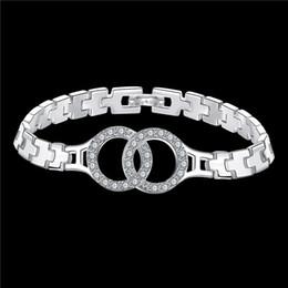 dcc1cc952696 La mejor pulsera de plata 925 del reloj del embutido del regalo 925  pulgadas EMB415
