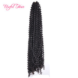 hair for braiding Canada - dropshipping freetress water weave synthetic braiding hair 18inch crochet hair extensions,crochet braids,braiding hair for black women