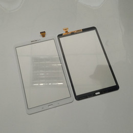 S2 Screen White NZ - For Samsung Galaxy A Tab 10.1 Inch SM-T580 SM-T585 New Original A+++ Touch Screen Digitizer Replacement Black White Color