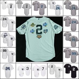 190aa7bf2 ... low price stitched mlb jersey new york yankees jersey 24 gary sanchez 2  derek jeter 99