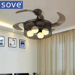 Retractable ceiling fan australia new featured retractable nordic village kids ceiling fan with lights black folding ceiling fans with remote control bedroom retractable fan lamp 220v mozeypictures Gallery
