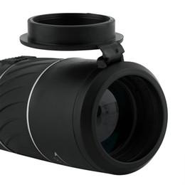$enCountryForm.capitalKeyWord Canada - Freeshipping New Black 10 x 40 Monocular Telescope Low Light Night Vision Dual Focus Sports Hunting Survival Kit