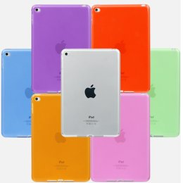 Gel case for ipad mini online shopping - Case Soft TPU Gel Silicone Bumper Case Back Skin Protective Cover For iPad Air Pro Mini