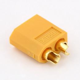 Wholesale Bullet Connectors NZ - 1Pair of XT60 Bullet Connectors Plugs Male & Female