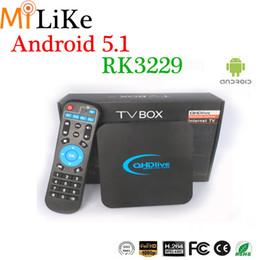 Iptv Tv NZ - 20pcs lot DHL free ship,QHDlive android 5.1 IPTV box streaming movie media player google 1GB ram 8GB QHD TV ott box