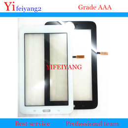samsung digitizer NZ - BEST OEM 100% Test touch screen For Samsung Galaxy Tab 3 Lite 7.0 T110 t111 Touch Glass Panel Digitizer