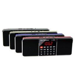 Radio Digital Fm Radio Empfänger Tragbare Wecker Mit Dual Alarm Schlaf Timer Led Rot Zeit Display Heißer Verkauf Lautsprecher