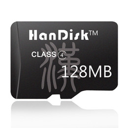 128mb memory online shopping - HanDisk Black Micro SD Card Quality Memory Card SDXC MB CE FCC certification TF Card XC