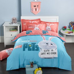 $enCountryForm.capitalKeyWord Canada - 40*40 133*72 reactive print bed sheet bed linen four pieces bedding set 100% cotton fabric,cartoon designs blue color car childrenhood memor