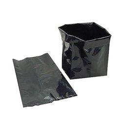 Ingrosso 0,5 galloni 16 * 12 * 15cm PE Grow Bags 10 pezzi a Pack Plantation Nursery Pots