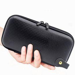 Dijital aksesuar saklama torbaları powerbank Harici Sabit Disk hiçbir logo elektronik sigara araçları oyuncaklar seyahat taşımak Fermuar eva Durumda