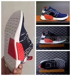 Beige black and white NMD R2 sneakers ANTONIA Mogol Pos