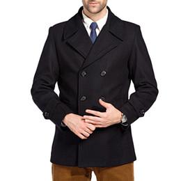 Slim Fit Wool Trench Coat Online | Mens Slim Fit Wool Trench Coat ...