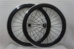 $enCountryForm.capitalKeyWord UK - 700c alloy brake line full carbon road bike wheelset 60mm aliminium brake surface bicycles wheels 23mm width R13 R36 hub