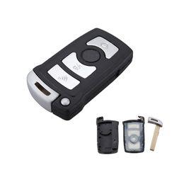 $enCountryForm.capitalKeyWord NZ - Guaranteed 100% For BMW 7 Series 745 750 i Li Smart Car Keyless Remote Fob Key Shell Key Case 3 Buttons Free Shipping