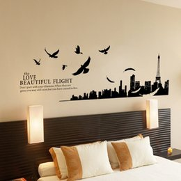Discount Wall Decals Eiffel Tower Kids Wall Decals Eiffel - Wall decals hallway