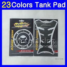 Discount honda cbr gas cap - 23Colors 3D Carbon Fiber Gas Tank Pad Protector For HONDA CBR600RR 07 08 13 14 CBR600 RR CBR 600 RR 2007 2008 2013 2014
