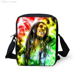 $enCountryForm.capitalKeyWord Australia - Hot Sale-Trendy Super Star Bob Marley Michael Jackson Character Printed Messenger Bags Men Casual Bag Boys Crossbody Bag Shoulder-Bags