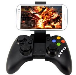 Tablet Wireless Controller Canada - PG-9021 iPega Wireless Bluetooth Game Gaming Controller Joystick Gamepad for Android   iOS MTK cell phone Tablet PC TV BOX