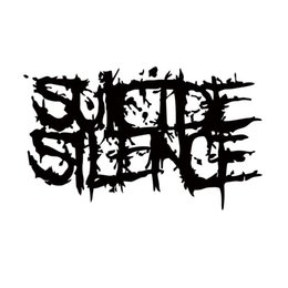 Decorating Decals Stickers UK - Hot Sale For Suicide Silence Car Styling Decal Vinyl Personality Sticker Jdm Car Window Accessories Decorate Art