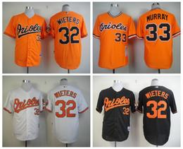 7c7cd944e0d ... Baltimore Orioles 32 Matt Wieters Jersey Throwback 33 Eddie Murray  Baseball Jerseys Flexbase Cool Base Pullover ...