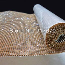 $enCountryForm.capitalKeyWord NZ - Hot fix 3mm rhinestone mesh trimming, crystal rhinestone mesh wrap roll, rhinestone applique trim for christmas ornaments beads