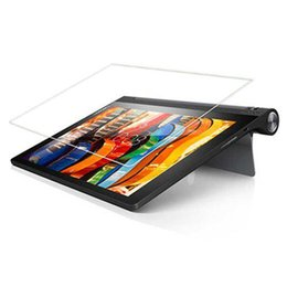 "Discount lenovo yoga screen - Wholesale- 5pcs lot PET Clear LCD Front Screen Protector Guard Film For Lenovo Yoga Tab 3 10"" YT3-X50F X50M X50L Ta"